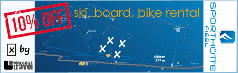 Skiverleih Snowboard Bike Verleih Solden